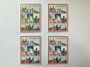 Fridge Magnet Souvenir Liverpool England United Kingdom Perfect Travel Gift