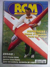 Models rcm no. 160 extra 300 godberg, baronette dr1 spectra flair. great planes