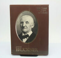 Great Men Of Music Anton Bruckner Time Life Records 4 Cassette Tape Set