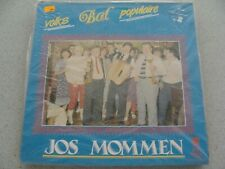 LP - Jos Mommen ‎– Volksbalpopulaire Nr. 1 - SEALED -Triumphe Records 10 BELGIUM