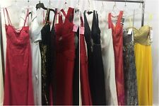 LOT of 10 PROM PAGEANT HOMECOMING SOCIAL FORMAL DRESSES SIZE 10-12-14 NWT $2000+