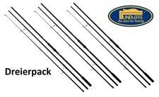 3x Lineaeffe Carp Seeker Karpfenrute 3,60m / 3,00lbs / 3-teilig Karpfenangel Set