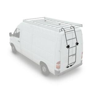 Scala 2 metri per furgoni da agganciare su barre Kargo e Portabagagli