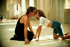 Dirty Dancing Patrick Swayze Kiss Movie Poster 24x36