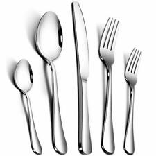 20-Piece Stainless Steel Cutlery Set Flatware Set Tableware Knife Fork Spoon