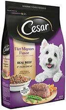 Cesar Filet Mignon Flavor With Spring Vegetables Dry Small Breed Dog Food; 100%