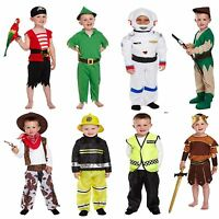 Toddler Boys Fancy Dress Up Costumes Party Outfit World Book Day Kids Age 3+ New