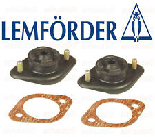 Set of 2 LEMFORDER  Rear Strut Shock Mount with Gaskets BMW E30 E36 E46