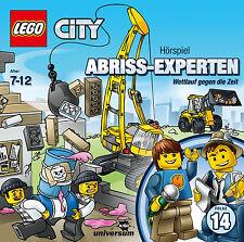 CD * LEGO CITY HÖRSPIEL 14 : ABRISS-EXPERTEN # NEU OVP §