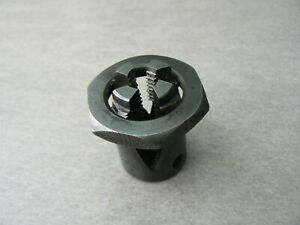 """1 filière de décolletage 3/8-16 2"""" diamètre extérieur 25mm (15)"""