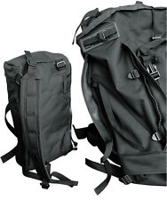 BW Bundeswehr Backpack Army US Mountain Pack Camping 100 litre L Liter Black New