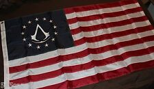 Assassin's Creed III Colonial Flag Limited Collector's Edition BRAND NEW RARE 3