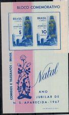 Brazilie mi blok 23 (1967) postfris - xx - mnh