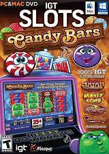 IGT Slots Candy Bars PC Games Windows 10 8 7 XP Computer slot machines NEW
