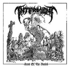 Interment - Scent of the Buried (Swe), CD