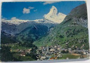 SPRINGBOK 350 MATTERHORN Switzerland Vintage Jigsaw  Puzzle used COMPLETE