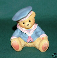 Figurine Cherished 1998 Teddies - I'll Always Be There For You - Sailor Marty