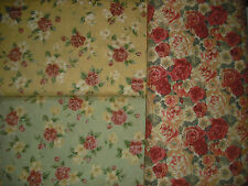 3 YDS RJR Sincerely Yours Floral Set QUILT FABRIC