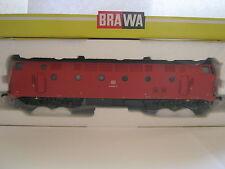 Brawa HO 0405 Diesel Locomotive btrnr 219 021-3 DB (rg/bj/115s8)
