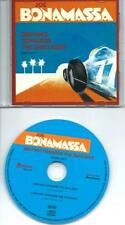 JOE BONAMASSA Driving Towards The Daylight DUTCH PROMO ACETATE CD SINGLE