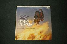 Tempo Espanol Carmen Dragon~1950s? UK Import Latin Jazz~Capitol FDS SP8487
