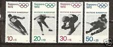 WEST GERMANY # B472-5 WINTER OLYMPICS GAMES SKIING