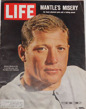 7/30/65 LIFE Magazine Mickey Mantle Cover