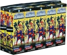 1x DC HeroClix: Justice League Unlimited Booster