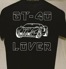 Ford GT40 Lover T shirt more tshirts listed for sale Great Gift for A Friend
