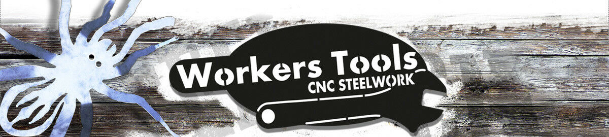 Workers Tools - CNC SteelWork