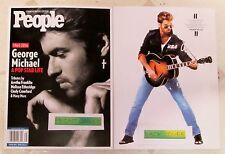 GEORGE MICHAEL 1963-2016 A POP STAR LIFE People Special Edition ARETHA FRANKLIN
