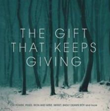 The Gift That Keeps Giving 0654378056420 by Various Artists CD