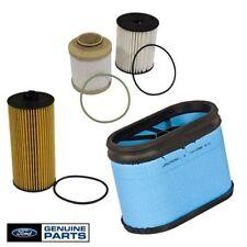 08-10 6.4L Ford Powerstroke Diesel OEM Motorcraft Oil,Fuel & Air Filter (3478)