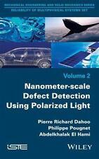 Nanometer-Scale Defect Detection Using Polarized Light (Hardback or Cased Book)