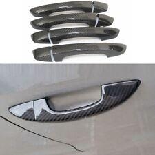 Real Carbon Fiber Door Handle Covers Fit For Volkswagen Golf 6 VW GOLF 6