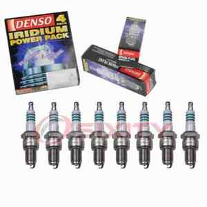 8 pc Denso 5305 Iridium Power Spark Plugs for 0000-18-8914 0000-18-B601 003 tp