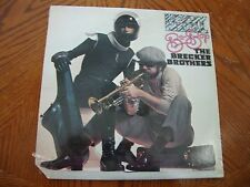 THE BRECKER BROTHERS HEAVY METAL BE-BOP 1978 LP IN SHRINK TERRY BOZZIO ZAPPA VG+
