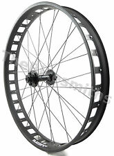 Alex Blizzerk 80 FRONT 150mm x 15mm FORMULA Thru Axle Fat Bike Wheel fits Bluto