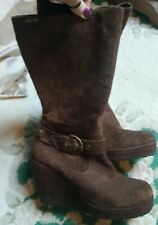 Brown Rocketdog boots  size 6