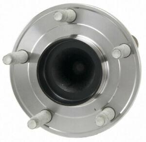 Wheel Bearing and Hub Assembly Rear National 512334