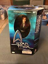 STAR TREK Voyager FACTORY PACKAGE ERROR Seven of Nine/Captain Janeway VERY RARE!