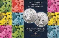 2012 $20 Queen's Diamond Jubilee Commemorative Silver Coin