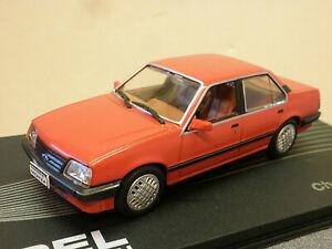 Chevrolet Monza / Vauxhall Cavalier Saloon 4 Door in Red 1/43rd Scale