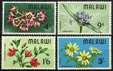 Malawi 1968 SG#295-8 Wild Flowers MNH Set #D58834