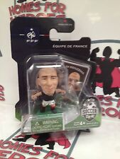 SOCCERSTARZ FRANCE KARIM BENZEMA GREEN BASE SEALED IN BLISTER PACK