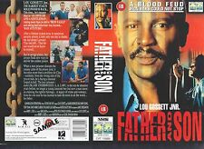 Father And Son, Lou Gossett Jr Video Promo Sample Sleeve/Cover #13888