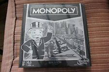 MONOPOLY*SILVER LINE*Bilingual English/French*Hasbro Canada*New/Sealed/Unopened*