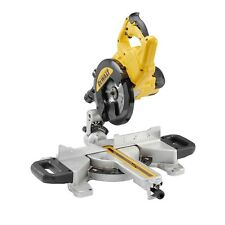 "DeWalt Professional 216mm (8½"") 1300W Compound Sliding Mitre Saw  - 3YR Warranty"