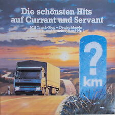 LP Truck Stop Picture Vergölst-Die schönsten Hits auf Currant and Servant,NM,Rar