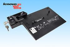 Lenovo IBM Dockingstation Typ 2504 mit Schlüssel für T60 T60p T61 T61p T400 T500